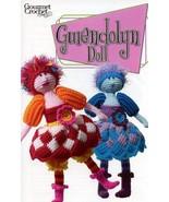 """17"""" Gwendolyn Doll Gourmet Crochet Pattern Leaflet NEW - €6,84 EUR"""