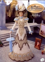 Miss May 1995 Bridal Trousseau for Barbie Doll Crochet Pattern - 30 Days To Pay! - $4.47