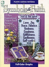 Symbols of Our Faith Book 2 15 Designs Plastic Canvas Pattern - 30 Days ... - $4.47