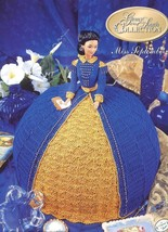 Miss September Gems of the South Outfit For Barbie Doll Annie's Crochet PATTERN - $3.57
