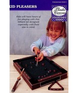 Right on Cue Billiard Pool Set for kids Plastic Canvas PATTERN/Instructions - $0.90