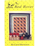 Mojave Sunset Red Rover Quilt Pattern Leaflet NEW - $7.17