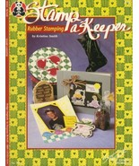 Stamp a Keeper Rubber Stamping Designs NEW Booklet - $0.90