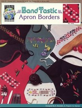 BandTastic Apron Borders BBQ Chocolate Cows Peppers Cross Stitch Pattern... - $2.67