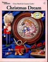 Christmas Dream 1986 BH&G Cross Stitch  Pattern - $4.02