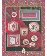 Christmas Beads & Boxes Mill Hill Cross Stitch Pattern - $2.22