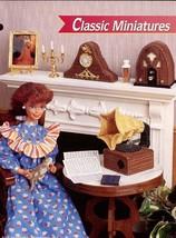 Classic Miniatures fit Barbie Plastic Canvas Pattern Leaflet - $2.67
