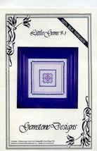 Little Gems #1 Cross Stitch Kit Gemstone Designs - 30 Days to Pay! - $8.07