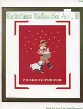 Christmas Collection Vol II Cross Stitch Pattern - $3.57