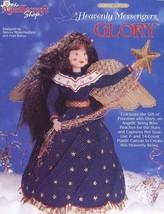 Glory Heavenly Messengers Angel Doll Plastic Canvas PATTERN/INSTRUCTIONS - $2.67