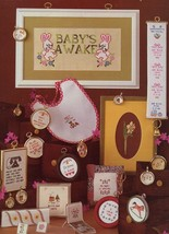 Charted Remembrances Needleworks No. 105 Cross Stitch Pattern Leaflet - $1.77
