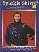 Sparkle Shirts Plaid #8442 Painting Patterns Booklet - $2.67