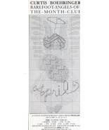 April Barefoot Angels Boehringer Cross Stitch Pattern - 30 Days To Shop ... - $1.77