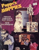 Poppes Moppies by Sis and Sons Pattern Leaflet -30 Days To Shop & Pay - $3.57