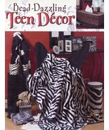 Bead Dazzling Teen Decor LA1987  Pattern Leaflet- 30 Days To Pay! - $4.47