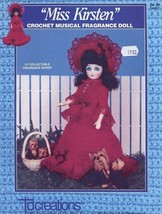 Miss Kirsten Crochet Musical Fragrance Doll Outfit Pattern 30 Days To Sh... - $3.57