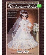"""Victorian Bride Outfit to Make Fibre Craft 15"""" Doll Crochet PATTERN/INST... - $2.67"""