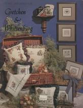 Gretchen & Whittenburg Cross Stitch Pattern Leaflet Stoney Creek Cats, P... - $2.67