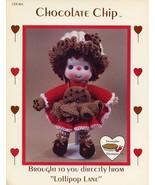 Chocolate Chip Doll Dumplin Designs Crochet Pattern/INSTRUCTIONS Booklet - $2.67
