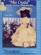 Miss Crystal Musical Fragrance Doll Crochet Pattern - 30 Days To Shop & Pay! - $5.37