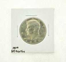 1974 Kennedy Half Dollar (VF) Fine N2-3680-1 - $0.99