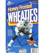 deion sanders wheaties cereal box dallas cowboys nfl football autograph ... - $9.99