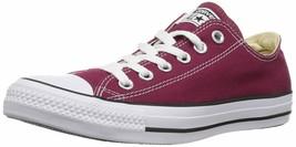 Converse Unisex Chuck Taylor All Star Sneaker Maroon 8 M US - $52.67