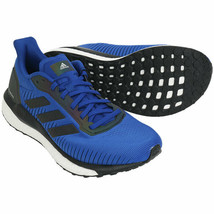 Adidas Men's Solar Drive Running Shoes Athletic Training Blue/Black EF0787 - €89,56 EUR