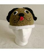 Brown Dog w/Black Floppy Ears Hat for Children - Animal Hats - Medium - $16.00