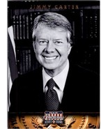 2012 Americana Heroes and Legends #39 Jimmy Carter -39th President- - $2.05