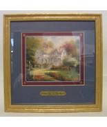 Thomas Kinkade Simpler Times Are Better Times Framed Print 1997 - $84.14