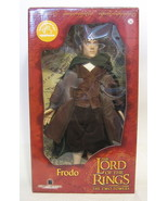Lord of the Rings Frodo Doll The Two Towers #44298 Licensed Collectible - $44.54