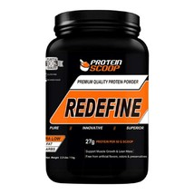 Protein Scoop Redefine, 2.2 lb Vanilla - $49.95