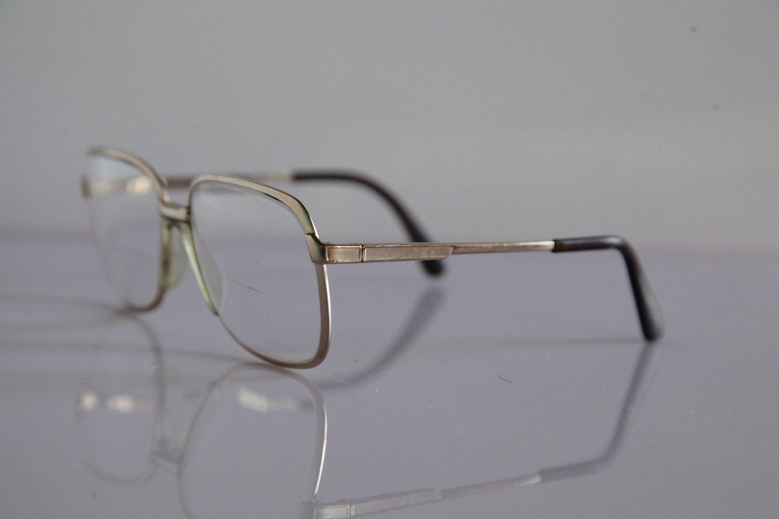 RODENSTOCK GP Eyewear, RODAFLEX, Gold Plated Frame,  RX-Able Prescription lens.