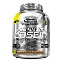 MuscleTech Platinum 100% Casein, 3.75 lb Gourmet Milk Chocolate - $159.95