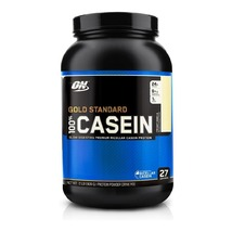 ON (Optimum Nutrition) Gold Standard 100% Casein, 2 lb Creamy Vanilla - $99.00
