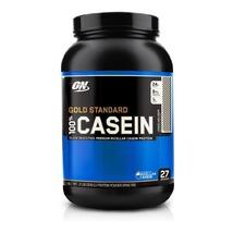 On  optimum nutrition  gold standard 100  casein  2 lb cookies   cream thumb200