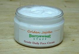 Golden Jojoba Gentle Daily Moisturizer Face Cream Facial 4 Oz Natural Ha... - $9.50