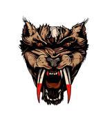 Wolf Mythical Creature1-ClipArt-Digital Art Clip-Digital. - $4.00