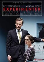 Experimenter [DVD] (Sous-titres franais) [Import] ***NEW - $10.09