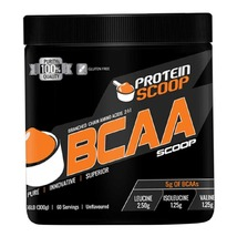 Protein Scoop BCAA, 0.33 lb Unflavoured - $39.95