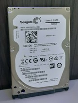 Seagate ST500VT000 500GB Hdd Internal Hard Drive Not Working For Part AS/IS - $50.00
