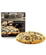 Truffle Pizza with Mushrooms and Black Italian Truffle - 14 ounces - $45.49