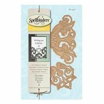 """Spellbinders Die D-Lites """"Flourishes"""" 2 Pieces S2-247"""