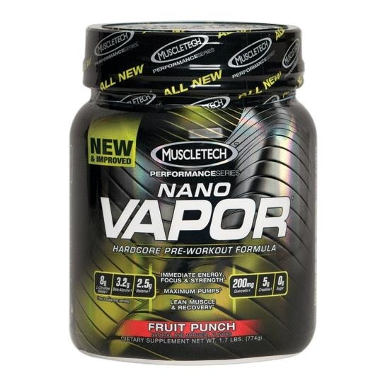 Primary image for MuscleTech Nano Vapor Performance Series, 1.7 lb Fruit Punch