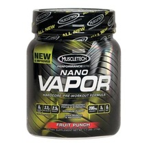 MuscleTech Nano Vapor Performance Series, 1.7 lb Fruit Punch - $129.95