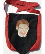 Werewolf Horror Design Custom Adjustable Strap Messenger Bag NEW - $29.95