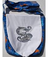 Sharknado Horror Movie Design Custom Adjustable Strap Messenger Bag NEW - $29.95