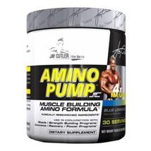 Jay Cutler Amino Pump, 0.6 lb Blue Lemonade - $59.95