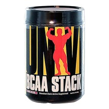 Universal Nutrition BCAA Stack, 0.55 lb Grape - $59.95